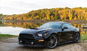 2016 roush rs mustang