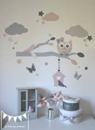 stickers chambre fille princesse stickers chambre enfant decoration fille bebe branche cage oiseau