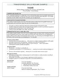 skills for resume for customer service resume template and