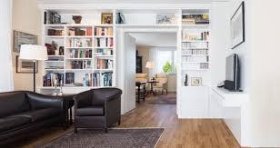 Schlafzimmer Und Arbeitszimmer Kombinieren Bibliothek Und Bücherregale Hermjo Wolf Tischlerwerkstätten