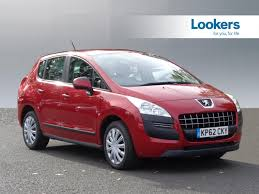 peugeot automatic diesel cars for sale used peugeot 3008 red for sale motors co uk
