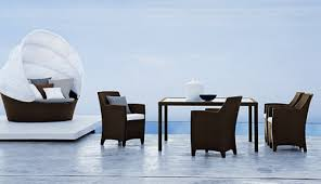 The Ultimate In Luxury Patio Furniture Design By Richard Frinier - Luxury outdoor furniture