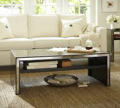 mirror tables for living room mirror living room tables elegant marnie mirrored coffee table