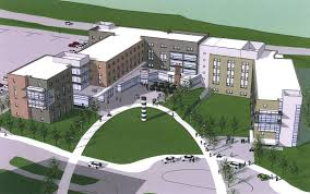 Oakland University Campus Map New Residence Hall