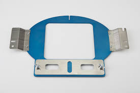 durkee cap frame for commercial embroidery machines