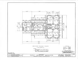 fort hunter pennsylvania floor plans fort hunter mansion fort