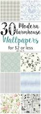 The Best Wallpaper by The Best Modern Farmhouse Wallpaper Designs On A Budget Bless U0027er
