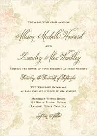 Vintage Wedding Invites Vintage Wedding Invitations Match Your Color U0026 Style Free