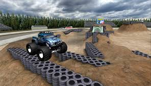 toy monster trucks racing monster truck freestyle android apps on google play
