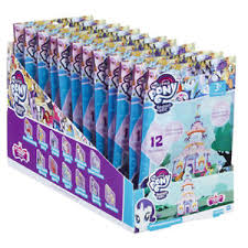 My Little Pony Blind Bags Box My Little Pony Blind Bags Friendship Is Magic Full Box 12 Figures