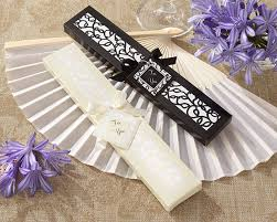 souvenir for wedding gifts and favor wedding fan