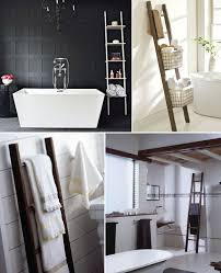 Towel Rack Ideas For Bathroom Bathroom Shelves The Best Bathroom Towel Racks Ideas On