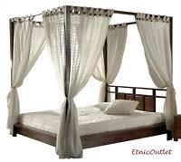 letto matrimoniale a baldacchino legno letto a baldacchino da letto mobili e accessori per la