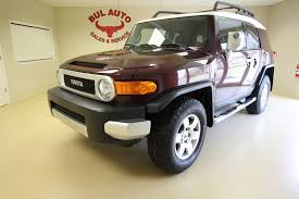 2007 Toyota Fj Cruiser 1 Owner Super Clean Low Miles Rare Manual
