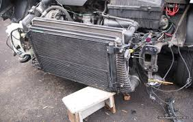 vw jetta front radiator support carrier removal and replacement