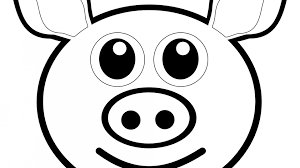 coloring pages minecraft pig magnificent coloring pages of pig pigs in mud printable guinea and