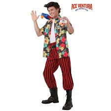 Ace Ventura Bathroom Ace Ventura Costume With Wig Walmart Com
