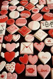 Valentine S Day Cookie Decor by Best 25 Valentine Cookies Ideas On Pinterest Valentine Cookie