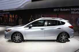 subaru impreza wrx hatchback 2017 all new subaru impreza wrx and wrx sti versions in the works by