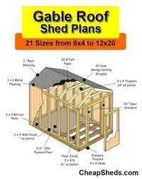 Diy Wood Shed Design by 24 Best Shed Plans 12x16 Images On Pinterest Shed Plans 12x16