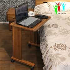 Movable Computer Desk Xiaohai Fashion Simple Mobile Computer Desk Bed Small Coffee Table
