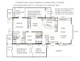 Corner Lot Floor Plans Floor Plan 1984 Fuqua Mobile Manufactured Home In Fort Pierce