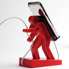 15 cool iphone holders and creative iphone holder designs