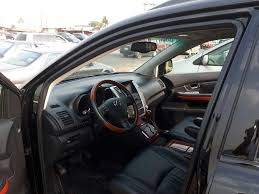 lexus rx330 nairaland new arrival of a tin can cleared lexus rx 330 in benin city pics