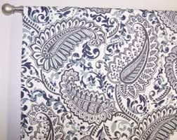 Blue Paisley Curtains Blue Paisley Curtains Home Design Ideas And Pictures