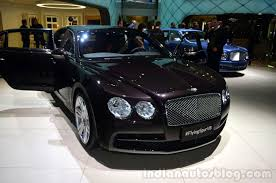 bentley flying spur v8 launched in india at inr 3 1 crores