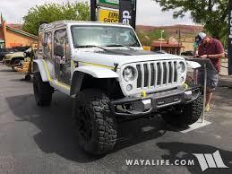 moab jeep safari mopar jeep safari u0026 quicksand concepts at 2017 moab ejs
