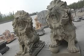 marble lion classic modern white marble lion statues marble lion