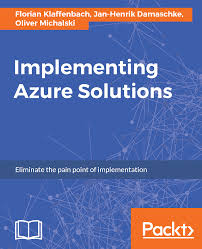 implementing azure solutions packt books