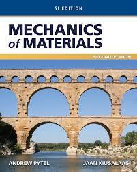 mechanics of materials si edition 9781337093354 cengage