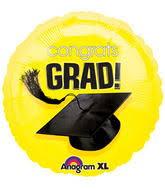 bargain balloons graduation mylar balloons and foil balloons