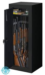 stack on 22 gun steel security cabinet stack on 22 gun steel security cabinet safe storage lock rifle