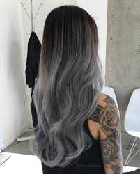 50 shades of gray ombré hair perfection okay 16 brit co