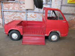subaru 360 van 1969 subaru sambar 360 micro pickup truck u2013 very solid project