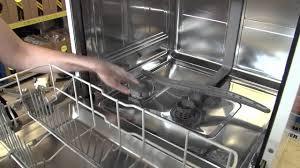 Dishwasher With Heating Element Bosch Dishwasher Spares Youtube