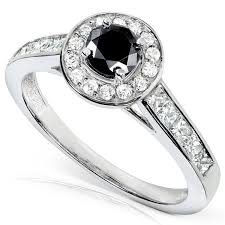 black and white engagement rings for wedding rings engagement rings wedding ring sets for