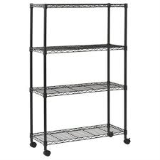 Commercial Wire Shelving by Factory Direct Wholesale Rakuten 4 Shelf Commercial Steel Wire