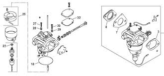 kohler part 2475718s carburetor overhaul kit nikki kohler