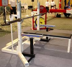 Rack Bench Press Quickie Why Don U0027t Bench Press Stations Ever Have Safety Stands