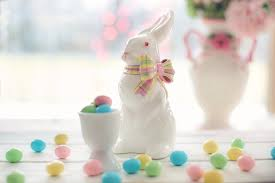 easter bunny candy free photo easter bunny candy pink pastels free image on