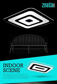 modern led ceiling lights for indoor lighting plafon led square