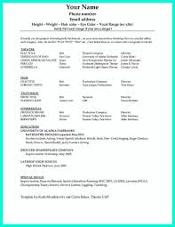 Singer Resume Sample by 2695 Best Resume Sample Template And Format Images On Pinterest