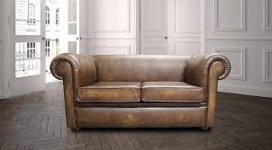 Gold Leather Sofa Buy 1930s Gold Leather Berkeley Chesterfield Sofa Online