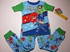toddler boys pj masks pajama set size 5t ebay