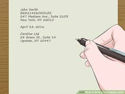 easy ways to write a cancellation letter wikihow
