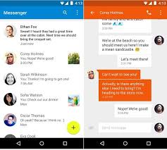 messenger apps for android newest messenger app minimalistic and follow the